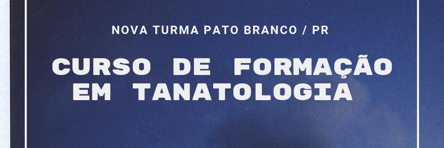 Formação em Tanatologia – Pato Branco – PR
